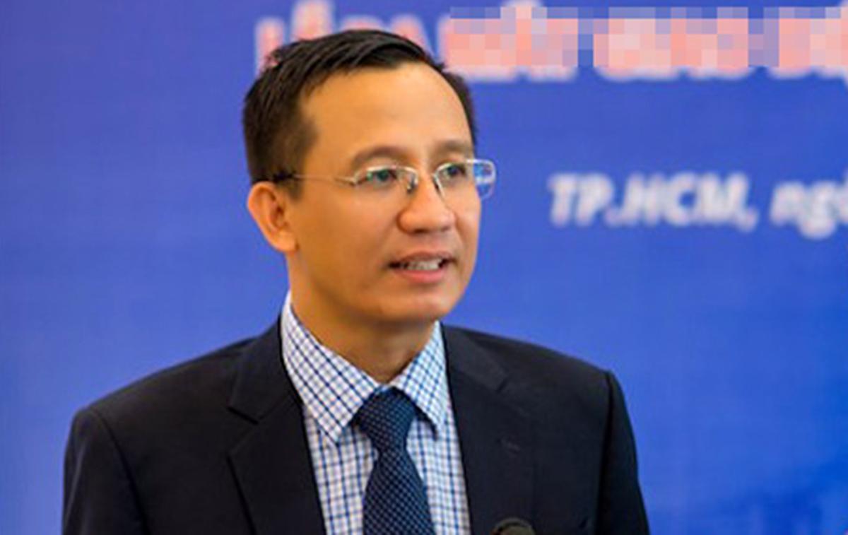 TS Bùi Quang Tín.