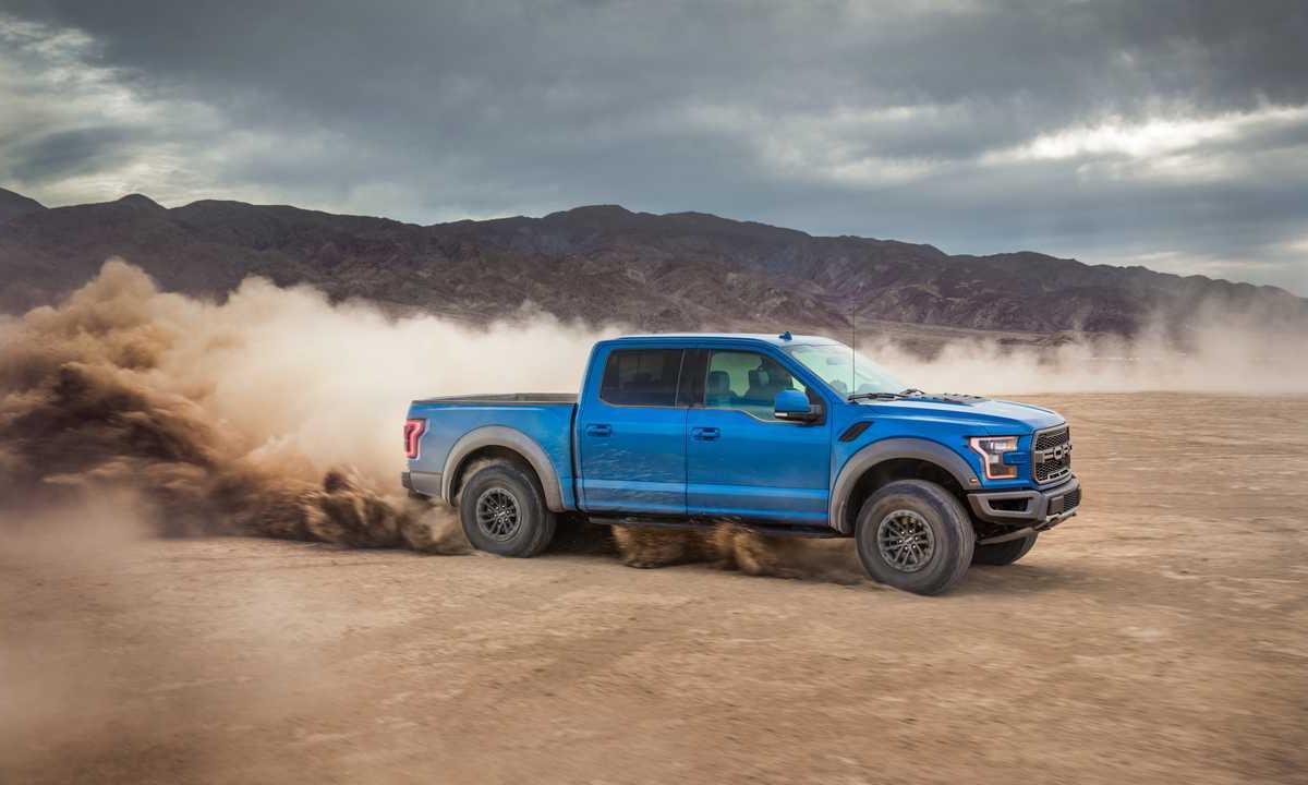 F-series duy trì vị trí số một tại thị trường Mỹ. Ảnh: Ford.