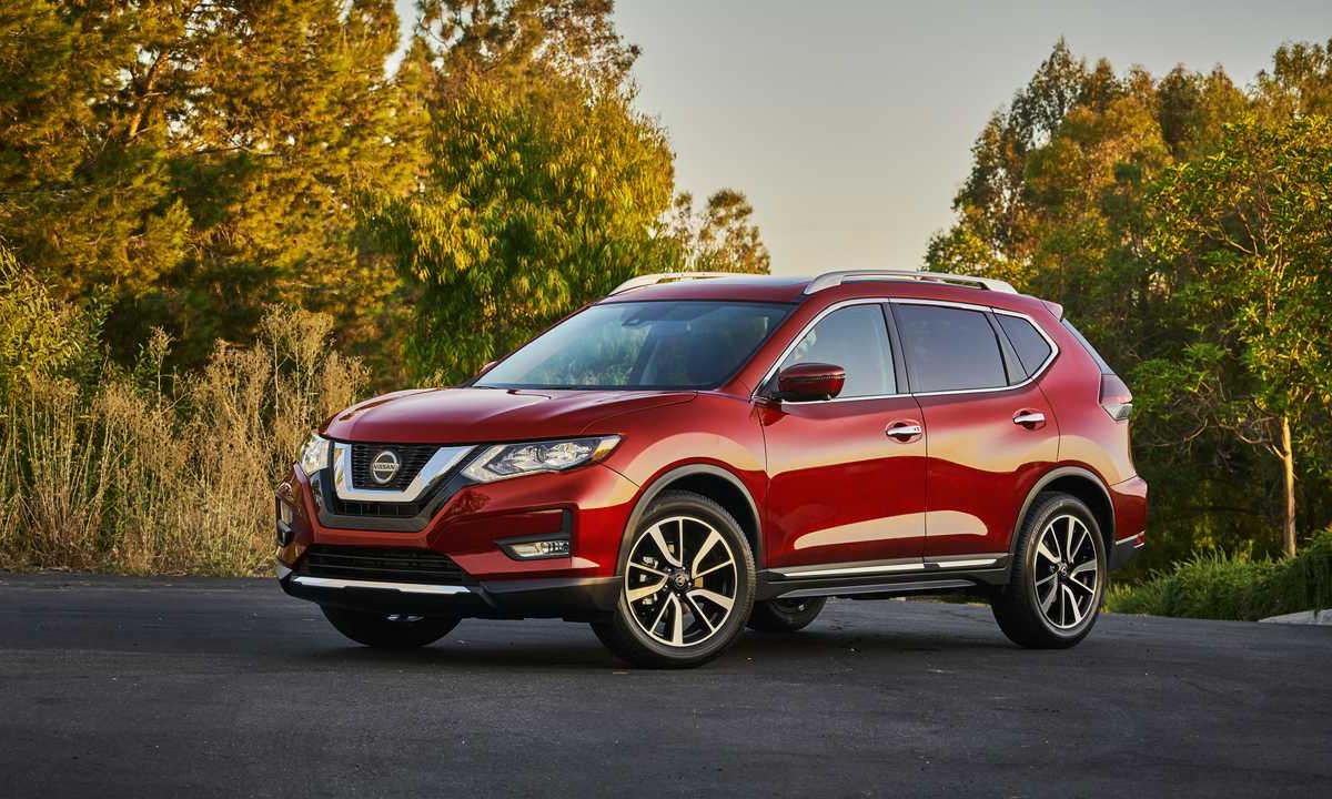 Ba tháng đầu năm 2020, Nissan Rogue bán được 59.716 xe. Ảnh: Nissan.