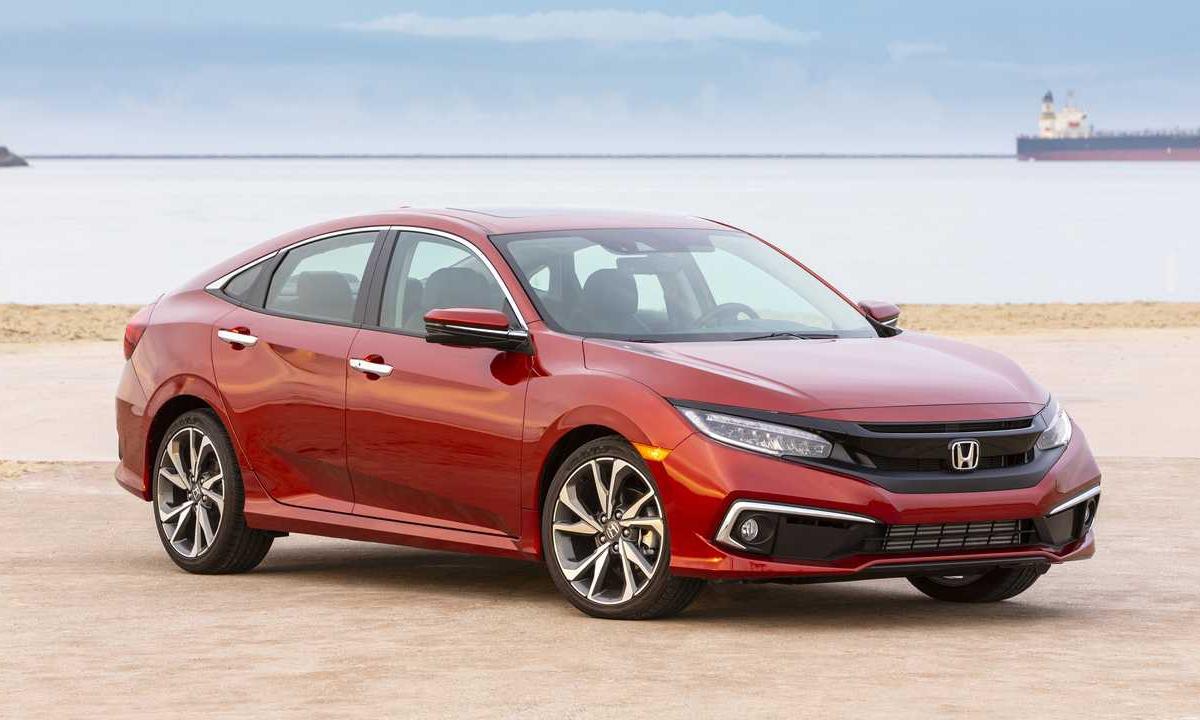 Honda bán được 63.994 chiếc Civic trong quý một 2020. Ảnh: Honda.