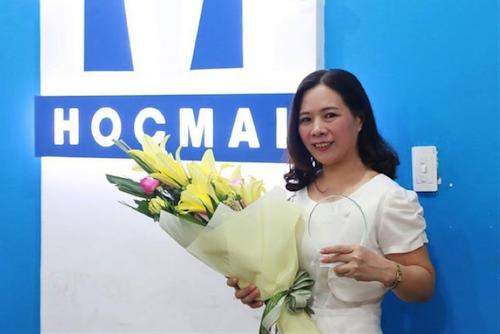 Cô Phạm Thị Thúy Ngọc - Hiệu phó Trường THCS Trung Tú (Hà Nội)