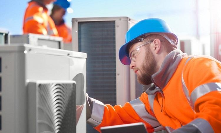 Công nghệ ion hóa lưỡng cực thường được tích hợp trong hệ thống HVAC. Ảnh: Business Insider.