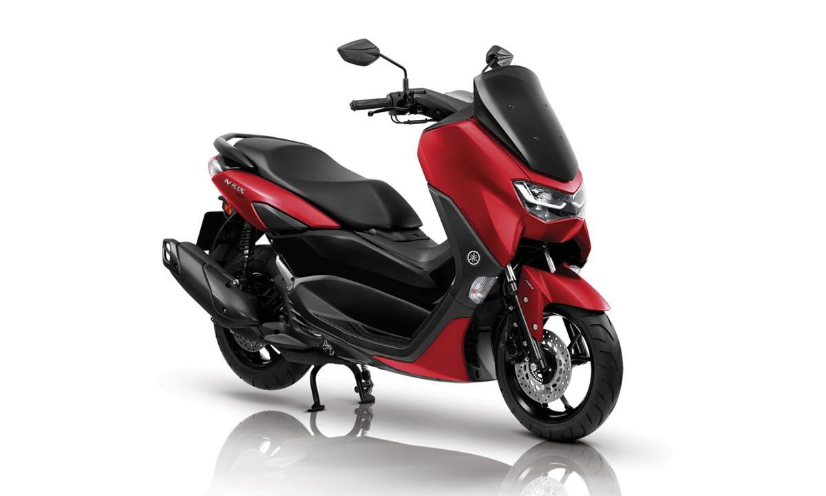 NMAX 155 thế hệ mới giá từ 2.600 USD tại Thái Lan. Ảnh: Yamaha.