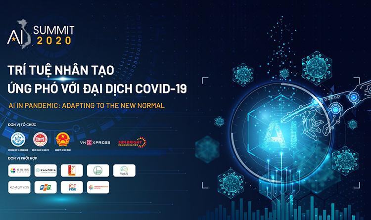 Chuỗi hoạt động trực tuyến AI ứng phóCovid-19