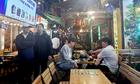 Thế nào là đóng cửa hàng dịch vụ không thiết yếu ở Hà Nội?