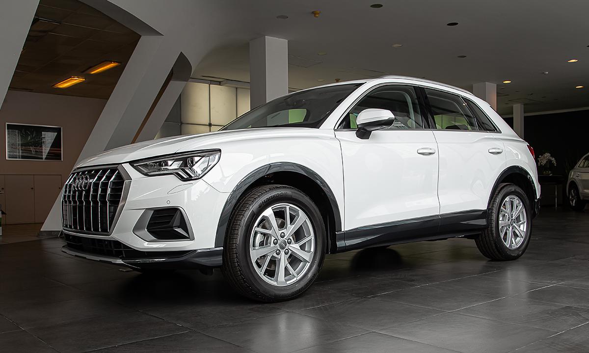 Q3 mới bán ra tại Việt Nam từ tháng 4. Ảnh: Audi.
