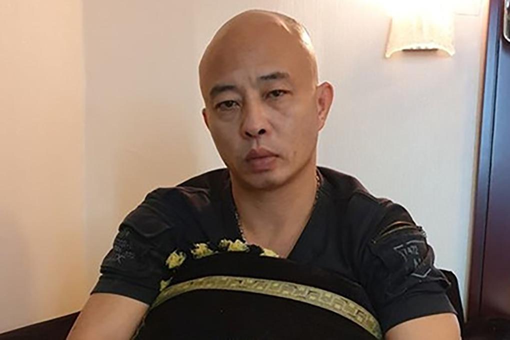 Đường Nhuệ bị bắt ngày 10/4. Ảnh: Facebook nhân vật.