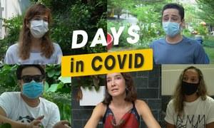 Người nước ngoài ở Việt Nam xoay xở trong dịch