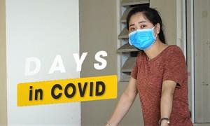 Sinh viên Lào mắc kẹt ở Hà Nội vì Covid