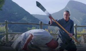 Trường đao Thiếu Lâm