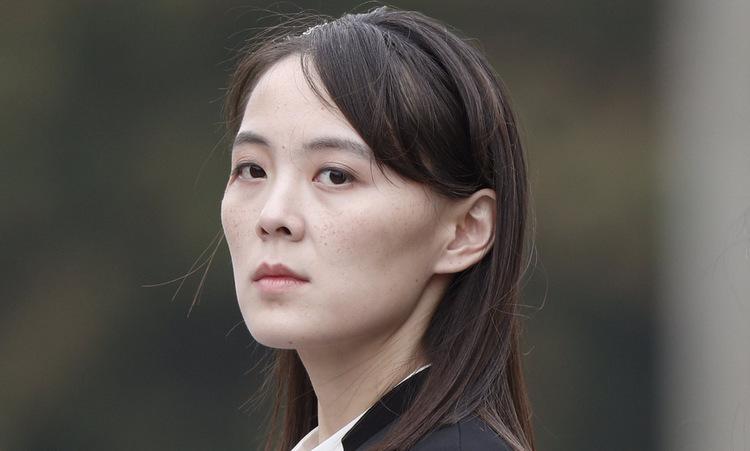 Kim Yo-jong tại hội nghị thượng đỉnh Mỹ - Triều ở Hà Nội tháng 2/2019. Ảnh: Reuters.