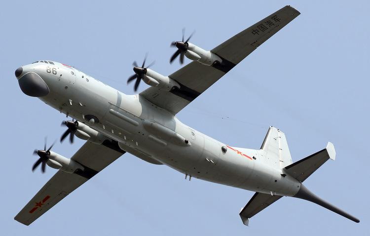 Máy bay KQ-200 Trung Quốc. Ảnh: Airliners.