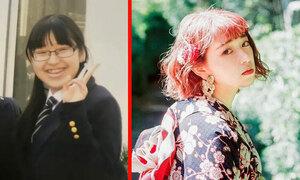 Nhan sắc vịt hóa thiên nga sau dậy thì của giới trẻ Nhật