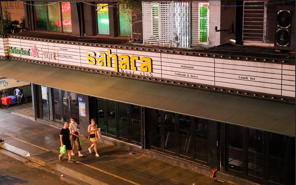 Quán bar, beerclub, massage tại TP HCM phải đóng cửa từ tối 14/3, hiện chưa được hoạt động. Ảnh: Quỳnh Trần.