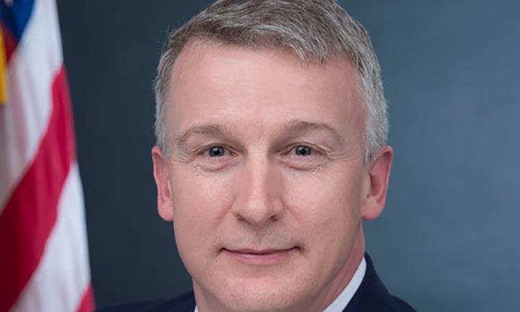 Tiến sĩ Rick Bright, giám đốc Cơ quan nghiên cứu và phát triển y sinh tiên tiến (BARDA) Mỹ. Ảnh: PHE.gov.