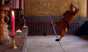 Hành trình trở thành võ tăng Thiếu Lâm