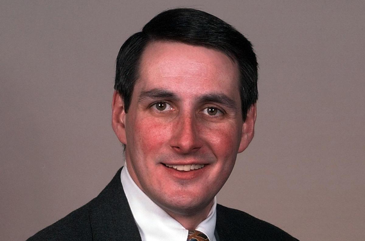 Tom Druce khi ấy là gương mặt chính khách trẻ với tương lai xán lạn tại bang Pennsylvania. Ảnh: Pennsylvania General Assembly.