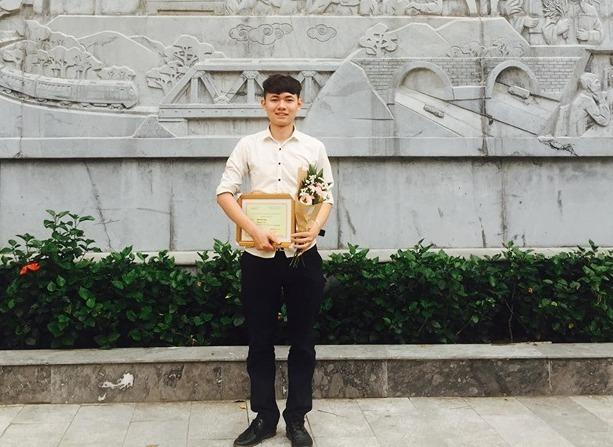 Bùi Mạnh Linh mong muốn là một trong những người đầu tiên ứng dụng AI vào lĩnh vực xây dựng truyền thống tại Việt Nam.