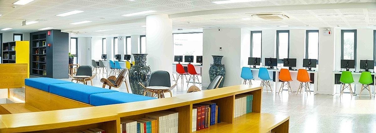 Thư viện điện tử Trường Đại học Quốc tế Sài Gòn (SIU) với nguồn tài nguyên kiến thức phong phú, hiện đại là công cụ hỗ trợ hữu ích cho sinh viên SIU trong học tập trực tuyến.