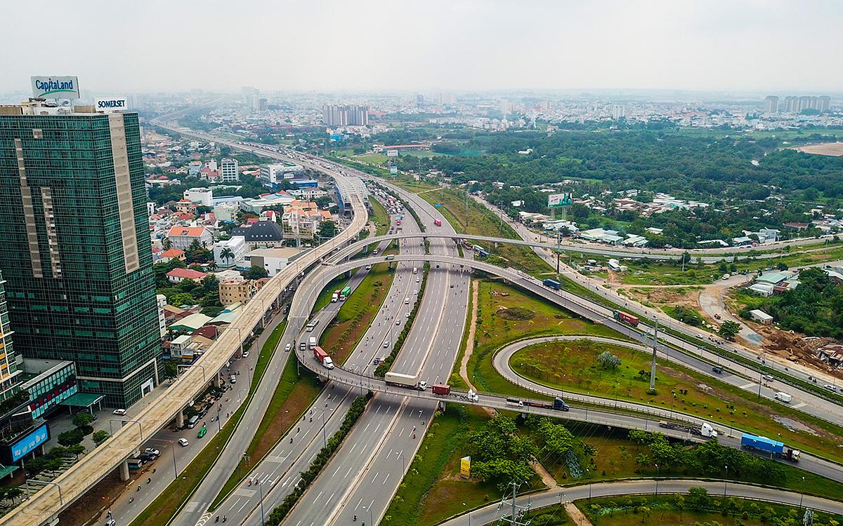 Ýtưởng lập thành phố trong thành phố của TP HCM