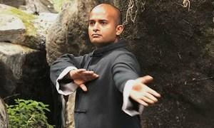Người Ấn Độ đầu tiên trở thành võ tăng Thiếu Lâm