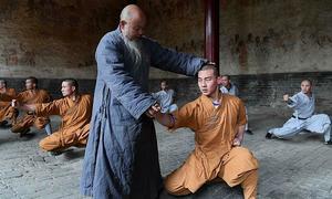 Những kỹ năng rèn luyện của Thiếu Lâm tự