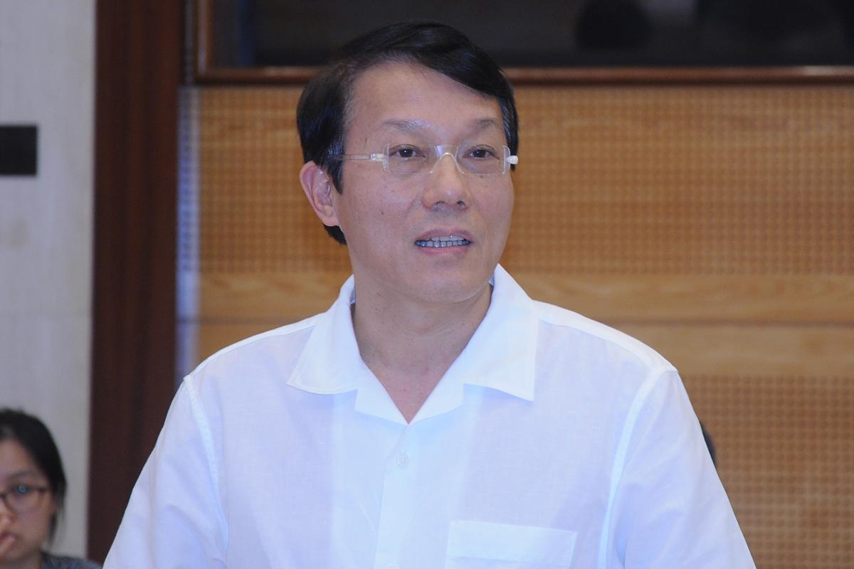 Trung tướng Lương Tam Quang, Thứ trưởng Bộ Công an. Ảnh: Viết Tuân