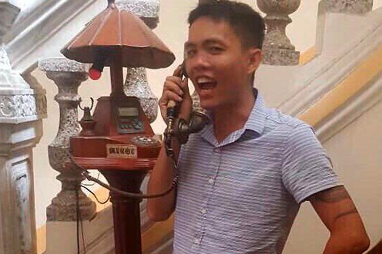 Phạm Thanh Tâm.