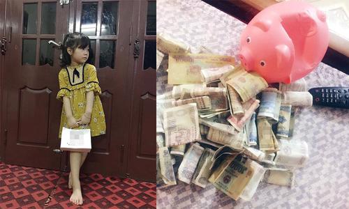 Đập heo đất trộm tiền rồi mua con khác y hệt, chồng vẫn bị vợ phát hiện - 15
