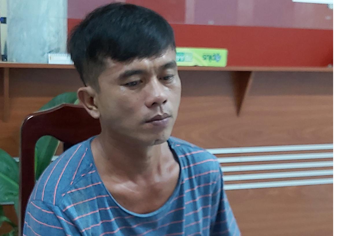 Nguyễn Văn Phụng có ba tiền án trộm cắp, tiếp tục bị bắt giữ vì cướp tài sản. Ảnh: An Nam