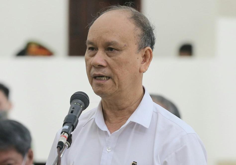 Cựu chủ tịch Trần Văn Minh. Ảnh: TTXVN