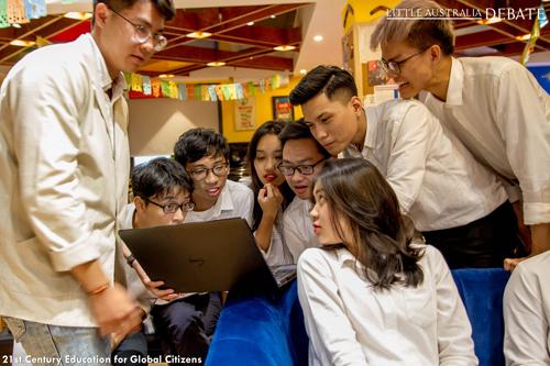 Môi trường học năng động tại Swinburne Việt Nam.