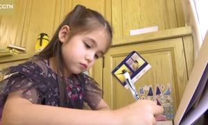 Cô bé 7 tuổi giải thích về Covid-19