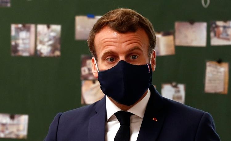 Tổng thống PhápEmmanuel Macron thăm