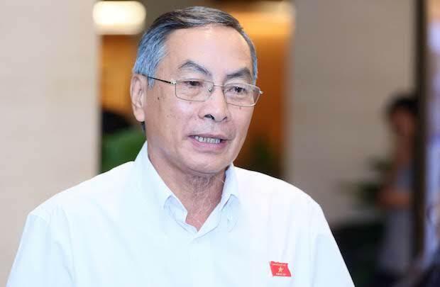 Đại biểu Phạm Văn Hoà. Ảnh: Ngọc Thắng