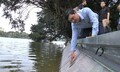 Bờ kè Hồ Gươm không nên lát bằng đá xanh