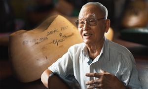 Người từng đóng giày cho quốc vương Campuchia
