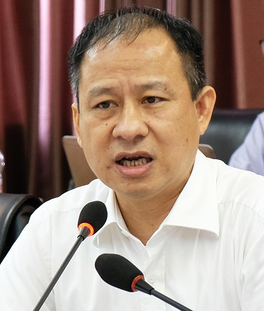 Ông Nguyễn Công Hùng. Ảnh: Anh Duy.