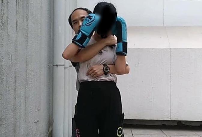 Một bức ảnh trên trang mạng xã hội của Leung. Ảnh: The Standard.