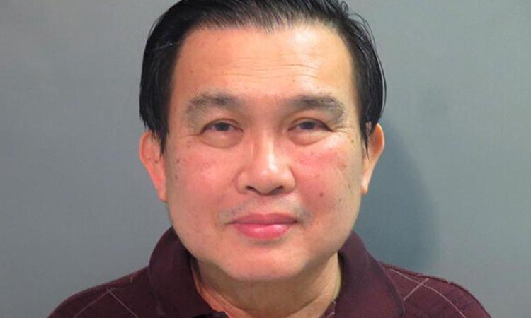Giáo sưSimon Saw-Teong Ang, nhà nghiên cứu thuộc Đại học Arkansas-Fayetteville (UA), bang Arkansas, Mỹ. Ảnh: AP.