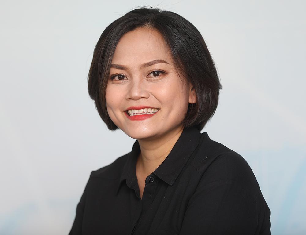 Bà Nguyễn Thụy Minh Châu - Giám đốc khu vực Mekong của Hiệp hội kế toán công chứng Anh (ACCA) chia sẻ cơ hội nghề nghiệp trong ngành tài chính, kế toán.
