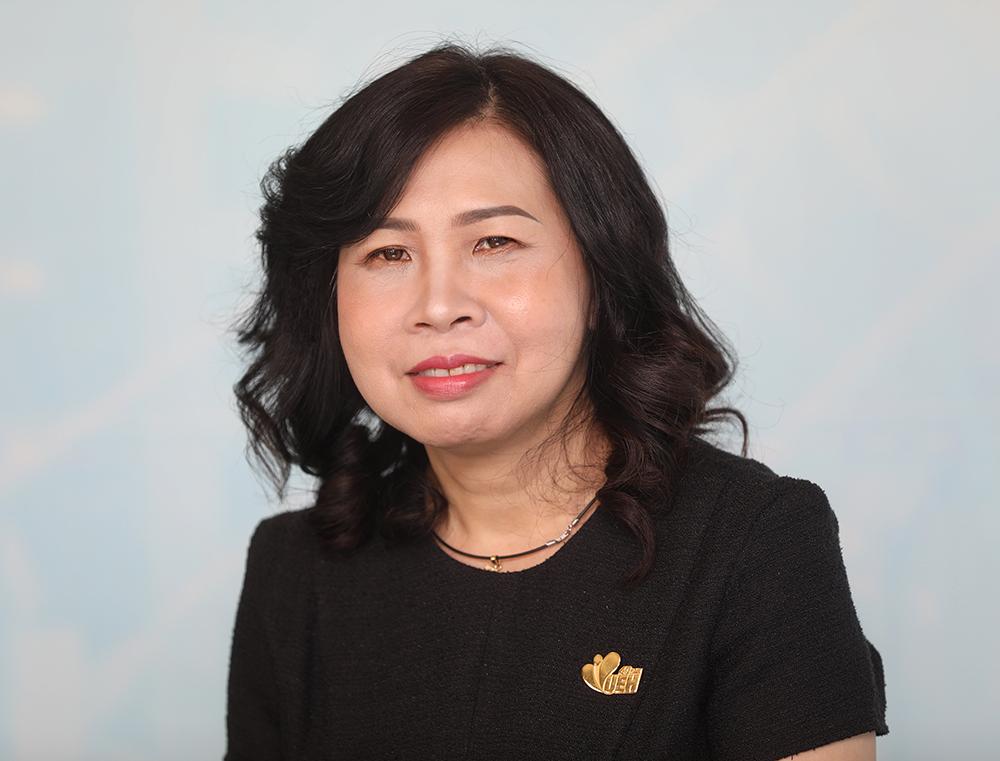 1. Phó giáo sư, tiến sĩ Nguyễn Xuân Hưng - Phó trưởng khoa, Phụ trách khoa Kế toán, Đại học Kinh tế TP HCM