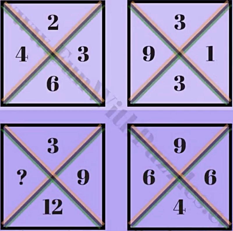 Thử tài IQ với năm câuđố toán học - 2