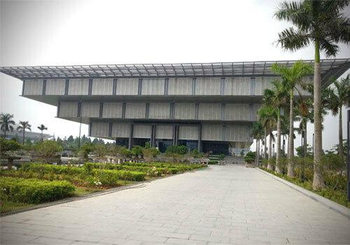 Bảo tàng Hà Nội. Ảnh: Phương Sơn