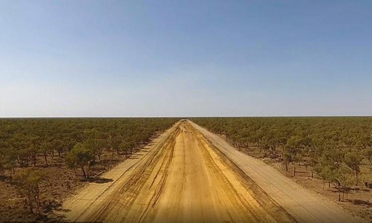 Vùng đất của thổ dân ở Tây Australia. Ảnh: National Indigenous Times.