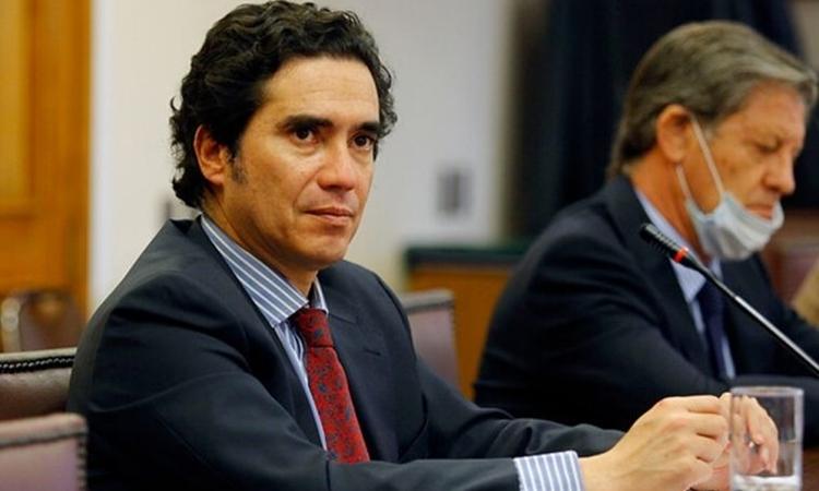 Bộ trưởng Tài chính ChileIgnacio Briones. Ảnh: