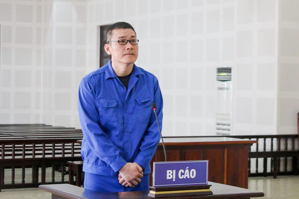 Lee Sam tại phiên toà ngày 19/5. Ảnh: Nam Em.