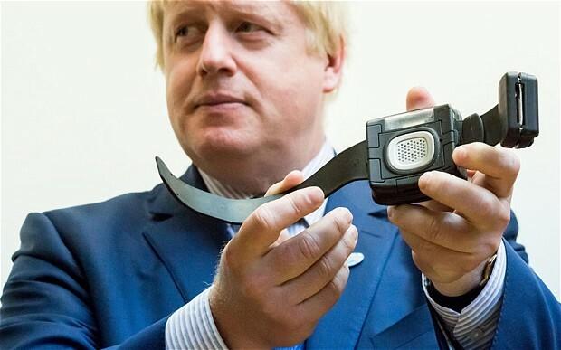 Thủ tướng Boris Johnson giới thiệu chương trình thí điểm vòng tỉnh táo khi còn là Thị trưởng Londo, năm nào?. Ảnh: Alamy.