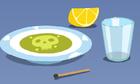 Làm sao để thấy mật mã dưới lớp chất độc?