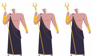 Ai là thần Thật Thà, thần Khôn Ngoan và thần Dối Trá?
